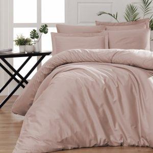 купить Постельное белье First Choice сатин люкс snazzy pudra Розовый фото