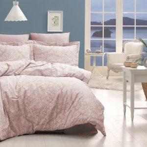 купить Постельное белье First Choice сатин люкс vanessa pudra Розовый фото