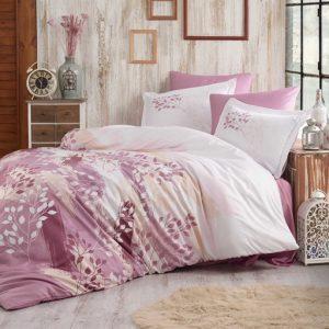 купить Постельное белье Hobby Exclusive Sateen Noemi Розовый фото