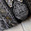 купить Постельное белье Karaca Home сатин Kiara siyah 2020-1 Черный фото 81316