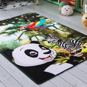 купить Коврик в детскую комнату Confetti Selfie Yesil Yesil 100x150