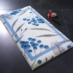 купить Коврик для ванной Confetti Allium Mavi