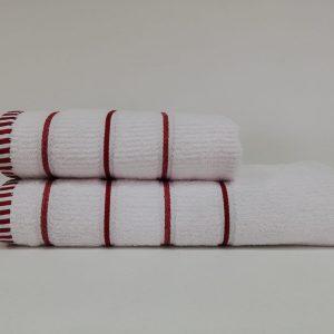 купить Набор полотенец Class ET.17.004 White Red