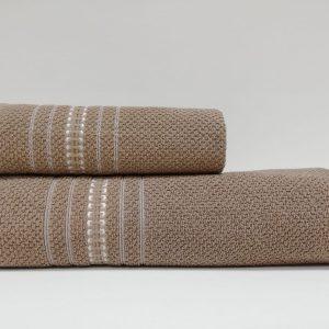 купить Набор полотенец Class HT JDY.002 Brown