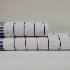 купить Набор полотенец Class HT JDY.009 White Blue