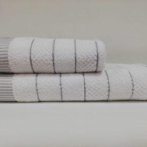 купить Набор полотенец Class HT JDY.009 White Grey