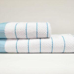 купить Набор полотенец Class HT JDY.009 White Turquoise