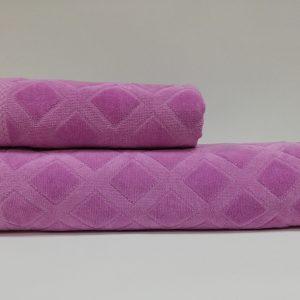 купить Набор полотенец Class Karo Lilac