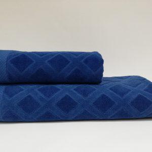купить Набор полотенец Class Karo Navy2