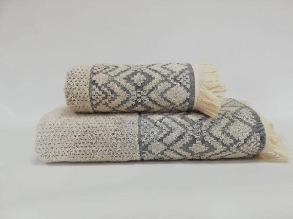 купить Набор полотенец Class Marika Antrasit