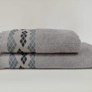 купить Набор полотенец Class Route Grey