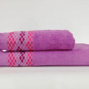 купить Набор полотенец Class Route Lilac