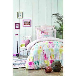 купить Постельное белье Karaca Home - Colirido pembe 2020-2 пике Розовый фото