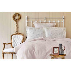 купить Постельное белье Karaca Home - Fois pudra 2020-2 pike jacquard Розовый фото