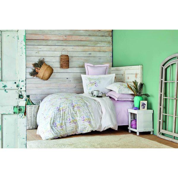 купить Постельное белье Karaca Home - Reveal pembe 2020-2 Лиловый фото