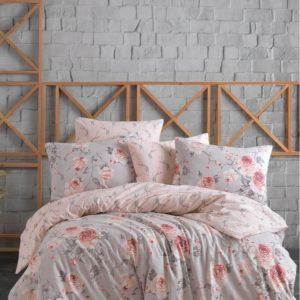 купить Постельное белье Majoli Maison v1 Розовый фото