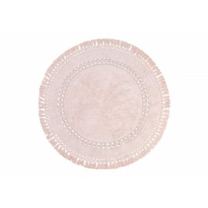 купить Коврик Irya - Bess pink розовый