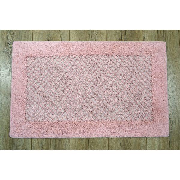 купить Коврик Irya - Waffles pink розовый