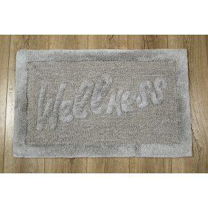 купить Коврик Irya - Welness grey серый