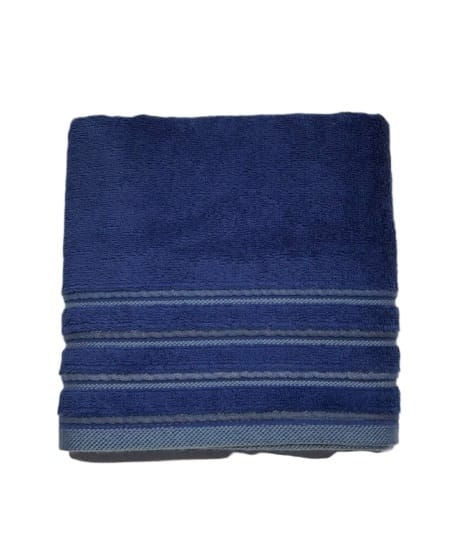 купить Махровое полотенце Zugo Home Long Twist Erkek Синий