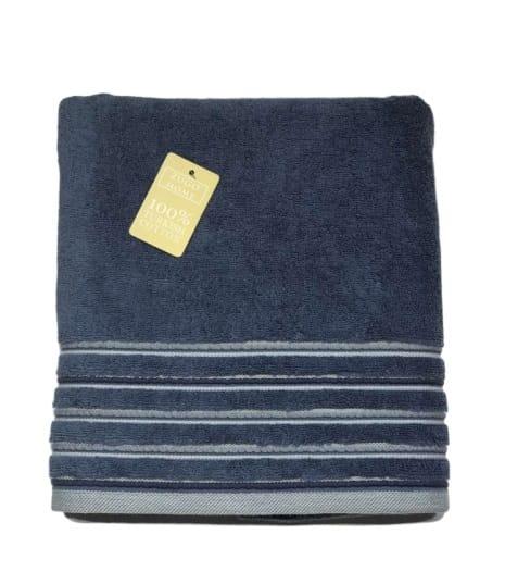 купить Махровое полотенце Zugo Home Long Twist Erkek Черный