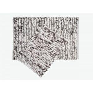купить Набор ковриков Irya - Ottova dark-grey серый