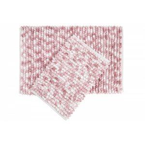 купить Набор ковриков Irya - Ottova pink розовый