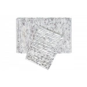купить Набор ковриков Irya - Ottova silver серый