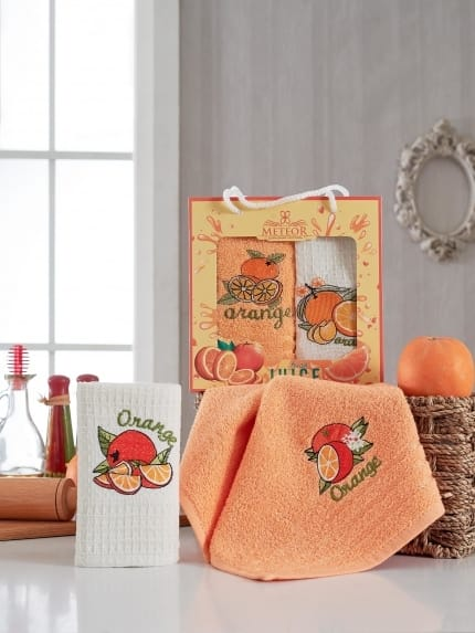 купить Набор кухонных полотенец Meteor Juise 30*50 2 шт