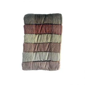купить Набор махровых полотенец Miss Cotton хлопок Bahar 6 шт