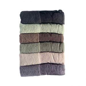 купить Набор махровых полотенец Miss Cotton хлопок Daisy 6 шт