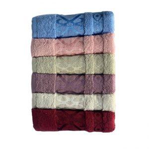 купить Набор махровых полотенец Miss Cotton хлопок Gometri 6 шт