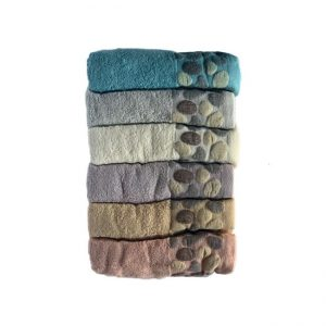 купить Набор махровых полотенец Miss Cotton хлопок Gravel 70*140 6 шт