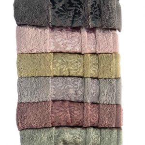 купить Набор махровых полотенец Miss Cotton хлопок Lale 50*90 6 шт
