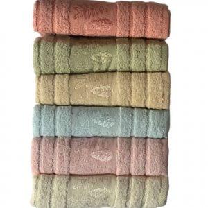 купить Набор махровых полотенец Miss Cotton хлопок Life Time 6 шт