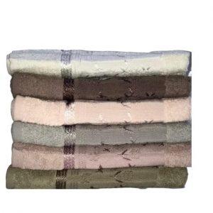 купить Набор махровых полотенец Miss Cotton хлопок Manolya 70*140 6 шт