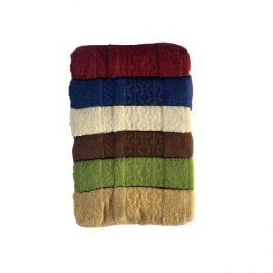 купить Набор махровых полотенец Miss Cotton хлопок Mercan 6 шт