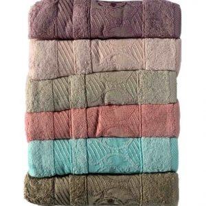 купить Набор махровых полотенец Miss Cotton Bamboo Celena 6 шт