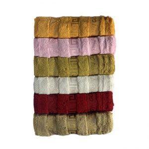 купить Набор махровых полотенец Sikel Bamboo Naturel 6 шт