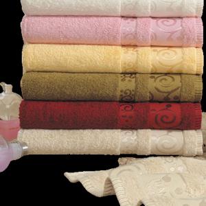 купить Набор махровых полотенец Sikel Bamboo Organik 30*50 6 шт