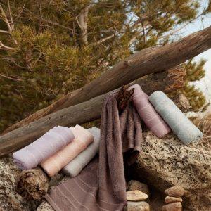 купить Набор махровых полотенец Sikel Bamboo Venedik 30*50 6 шт