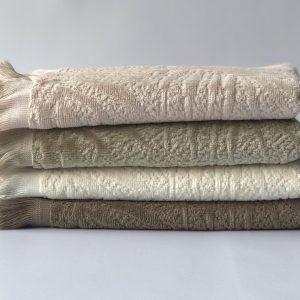 купить Набор махровых полотенец Sikel Cotton велюр Amazon V01 4 шт