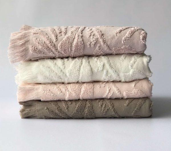 купить Набор махровых полотенец Sikel Cotton велюр Amazon V02 4 шт