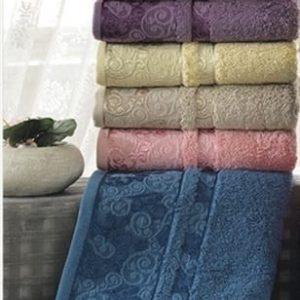 купить Набор махровых полотенец Sikel Cotton Hazal 50*90 6 шт