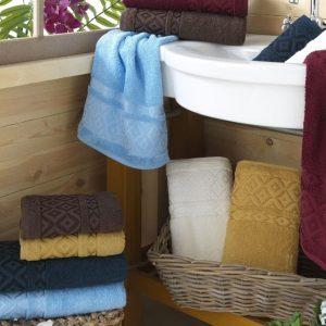 купить Набор махровых полотенец Sikel Cotton Prizma 50*90 6 шт