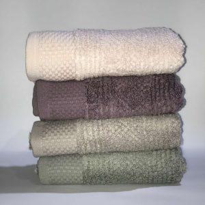 купить Набор махровых полотенец Sikel Micro Cotton Juliet kombin 1 4 шт