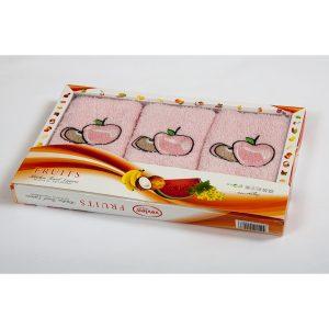 купить Набор махровых полотенец Vevien - Apple
