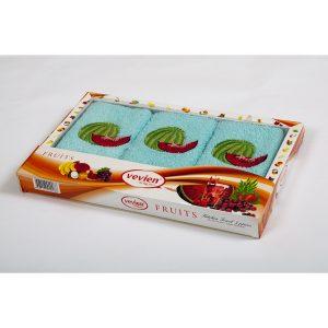 купить Набор махровых полотенец Vevien - Watermelon