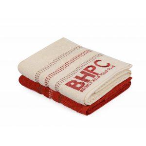 купить Набор полотенец Beverly Hills Polo Club - 355BHP1454 Botanik Brick Red