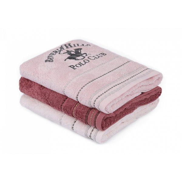 купить Набор полотенец Beverly Hills Polo Club - 355BHP2272